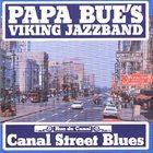 PAPA BUE JENSEN Canal Street Blues album cover