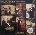 PAPA BUE JENSEN On Stage album cover