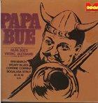 PAPA BUE JENSEN Papa Bue, Papa Bue's Viking Jazzband album cover