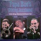 PAPA BUE JENSEN Papa Bue's Viking Jazzband With Wingy Manone & Edmond Hall album cover