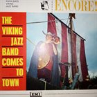 PAPA BUE JENSEN The Viking Jazz Band Comes To Town album cover