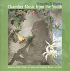 PAQUITO D'RIVERA Chamber Music From The South album cover