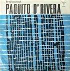 PAQUITO D'RIVERA Instrumental album cover