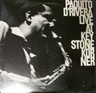 PAQUITO D'RIVERA Live At Keystone Korner album cover
