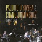 PAQUITO D'RIVERA Paquito D'Rivera & Chano Domínguez : Quartier Latin album cover