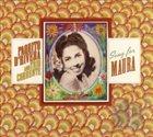 PAQUITO D'RIVERA Paquito D'Rivera & Trio Corrente  : Song for Maura album cover