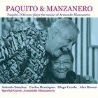 PAQUITO D'RIVERA Paquito D'Rivera Plays the Music of Armando Manzanero album cover
