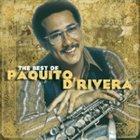 PAQUITO D'RIVERA The Best of Paquito D'Rivera album cover