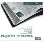 PAQUITO D'RIVERA The Clarinetist Volume One album cover