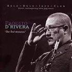 PAQUITO D'RIVERA The Lost Sessions album cover