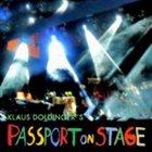 KLAUS DOLDINGER/PASSPORT Passport on Stage album cover