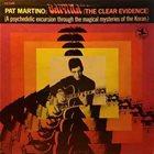 PAT MARTINO Baiyina: The Clear Evidence album cover