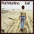 PAT MARTINO Exit album cover