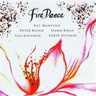 PAT MARTINO Firedance album cover