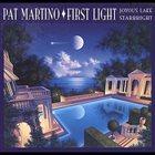 PAT MARTINO First Light album cover