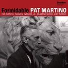 PAT MARTINO Formidable album cover