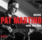 PAT MARTINO Nexus album cover