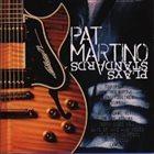 PAT MARTINO Pat Martino Plays Standards album cover