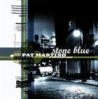 PAT MARTINO Stone Blue album cover