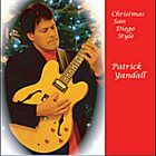 PATRICK YANDALL Christmas San Diego Style album cover