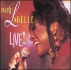 PATTI LABELLE Live! album cover