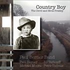 PAUL BERNER Country Boy - The Devil and Elvis Presley album cover