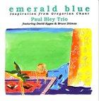 PAUL BLEY Emerald Blue: Inspiration From Gregorian Chant album cover