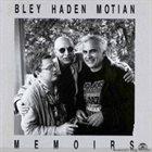 PAUL BLEY Memoirs album cover