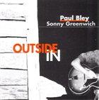 PAUL BLEY Outside In album cover