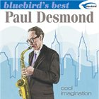PAUL DESMOND Cool Imagination album cover