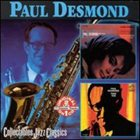 PAUL DESMOND Desmond Blue / Take Ten album cover