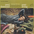PAUL DESMOND Easy Living album cover