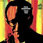 PAUL DESMOND Take Ten album cover