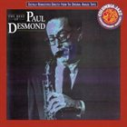 PAUL DESMOND The Best Of Paul Desmond album cover