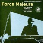 PAUL GIALLORENZO Paul Giallorenzo's Gitgo : Force Majeure album cover