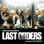 PAUL GRABOWSKY Last Orders (Original Motion Picture Soundtrack) album cover