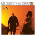 PAUL GRABOWSKY Paul Grabowsky, Nikolaus Schäuble : Spiel album cover