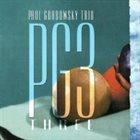 PAUL GRABOWSKY PG 3 album cover
