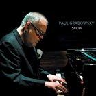 PAUL GRABOWSKY Solo album cover