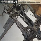 PAUL VAN GYSEGEM Paul Van Gysegem - Roel Richelieu Van Londersele : H-Ambitieus album cover