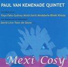 PAUL VAN KEMENADE Mexi Cosy album cover