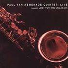 PAUL VAN KEMENADE Paul van Kemenade Quintet : Live album cover