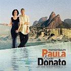 PAULA MORELENBAUM Agua (with Joao Donato) album cover
