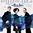PAULA MORELENBAUM Paula Morelenbaum, Joo Kraus & Ralf Schmid : Atlantico album cover