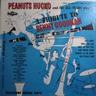 PEANUTS HUCKO A Tribute To Benny Goodman album cover