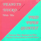 PEANUTS HUCKO Peanuts Hucko With His Pied Piper Quintet album cover