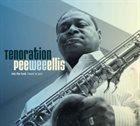 PEE WEE ELLIS Tenoration album cover