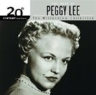 PEGGY LEE (VOCALS) 20th Century Masters: The Millennium Collection: The Best of Peggy Lee album cover