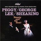 PEGGY LEE (VOCALS) Beauty and the Beat! album cover