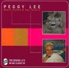 PEGGY LEE (VOCALS) Black Coffee / Sea Shells album cover